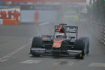 World © Octane Photographic Ltd. Thursday 21st May 2015. ART Grand Prix – Stoffel Vandoorne. GP2 Qualifying – Monaco, Monte-Carlo. Digital Ref. : 1275CB7D4046