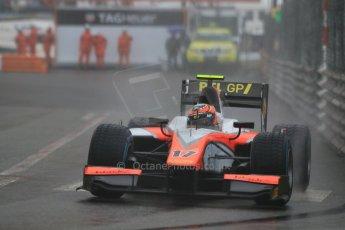 World © Octane Photographic Ltd. Thursday 21st May 2015. MP Motorsport – Daniel de Jong. GP2 Qualifying – Monaco, Monte-Carlo. Digital Ref. : 1275CB7D4078