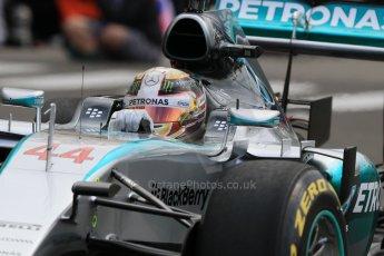 World © Octane Photographic Ltd. Mercedes AMG Petronas F1 W06 Hybrid – Lewis Hamilton. Thursday 21st 2015, F1 Practice 1, Monte Carlo, Monaco. Digital Ref: 1272CB7D2879
