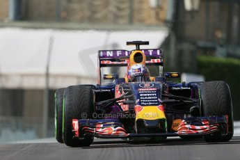 World © Octane Photographic Ltd. Infiniti Red Bull Racing RB11 – Daniel Ricciardo. Thursday 21st May 2015, F1 Practice 1, Monte Carlo, Monaco. Digital Ref: 1272LB1D3283