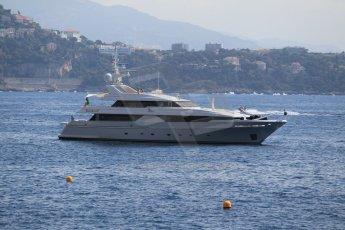 World © Octane Photographic Ltd. Wednesday 20th May 2015, F1 Track walk, Monte Carlo, Monaco. Digital Ref: 1270CB1L9158