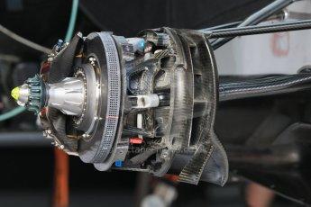 World © Octane Photographic Ltd. Mercedes AMG Petronas F1 W06 Hybrid. Wednesday 20th May 2015, F1 Pitlane, Monte Carlo, Monaco. Digital Ref: 1270CB7D2434