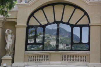 World © Octane Photographic Ltd. Wednesday 20th May 2015, F1 Track walk, Monte Carlo, Monaco. Digital Ref: 1270LB5D2502