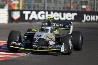 World © Octane Photographic Ltd. Friday 22nd May 2015. Strakka Racing – Gustav Malja. WSR (World Series by Renault - Formula Renault 3.5) Practice – Monaco, Monte-Carlo. Digital Ref. : 1277CB1L0066