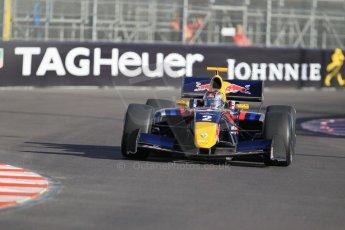 World © Octane Photographic Ltd. Friday 22nd May 2015. DAMS – Dean Stoneman. WSR (World Series by Renault - Formula Renault 3.5) Practice – Monaco, Monte-Carlo. Digital Ref. : 1277CB1L0084