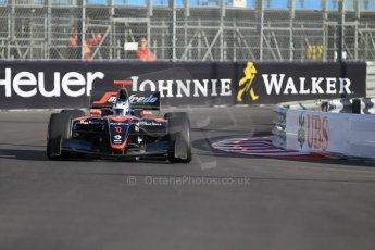 World © Octane Photographic Ltd. Friday 22nd May 2015. DAMS – Nyck de Vries. WSR (World Series by Renault - Formula Renault 3.5) Practice – Monaco, Monte-Carlo. Digital Ref. : 1277CB1L0085