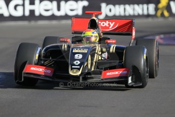 World © Octane Photographic Ltd. Friday 22nd May 2015. Lotus – Matthieu Vaxiviere. WSR (World Series by Renault - Formula Renault 3.5) Practice – Monaco, Monte-Carlo. Digital Ref. : 1277CB1L0160