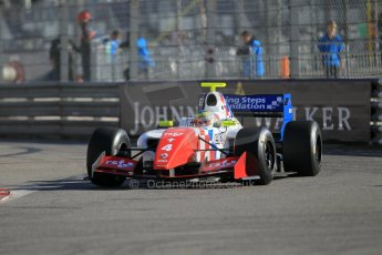 World © Octane Photographic Ltd. Friday 22nd May 2015. Fortec Motorsports – Oliver Rowland. WSR (World Series by Renault - Formula Renault 3.5) Practice – Monaco, Monte-Carlo. Digital Ref. : 1277CB1L0211