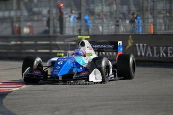 World © Octane Photographic Ltd. Friday 22nd May 2015. Arden Motorsport – Egor Orudzhev. WSR (World Series by Renault - Formula Renault 3.5) Practice – Monaco, Monte-Carlo. Digital Ref. : 1277CB1L0224