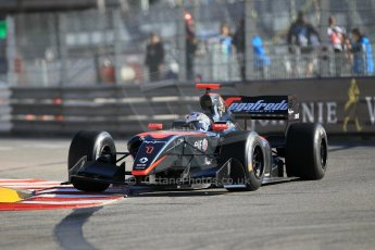 World © Octane Photographic Ltd. Friday 22nd May 2015. DAMS – Nyck de Vries. WSR (World Series by Renault - Formula Renault 3.5) Practice – Monaco, Monte-Carlo. Digital Ref. : 1277CB1L0258