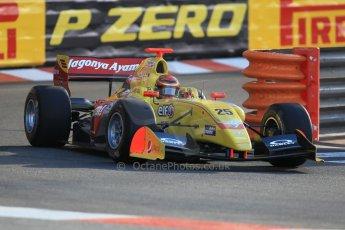 World © Octane Photographic Ltd. Friday 22nd May 2015. Jagonya Ayam with Carlin – Sean Gelael. WSR (World Series by Renault - Formula Renault 3.5) Practice – Monaco, Monte-Carlo. Digital Ref. : 1277CB1L9930