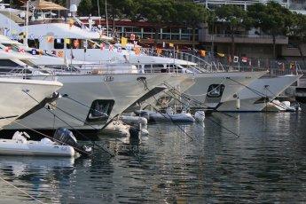 World © Octane Photographic Ltd. Friday 22nd May 2015. Boats in Monaco. Practice – Monaco, Monte-Carlo. Digital Ref. : 1277CB7D4106