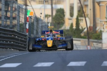 World © Octane Photographic Ltd. Friday 22nd May 2015. DAMS – Dean Stoneman. WSR (World Series by Renault - Formula Renault 3.5) Practice – Monaco, Monte-Carlo. Digital Ref. : 1277LB1D4356