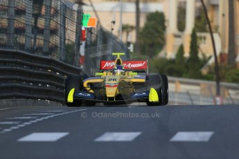 World © Octane Photographic Ltd. Friday 22nd May 2015. Jagonya Ayam with Carlin – Tom Dillmann. WSR (World Series by Renault - Formula Renault 3.5) Practice – Monaco, Monte-Carlo. Digital Ref. : 1277LB1D4362