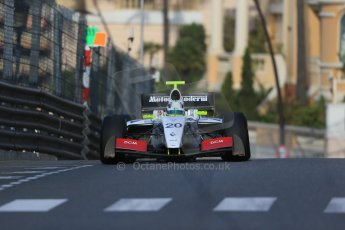 World © Octane Photographic Ltd. Friday 22nd May 2015. International Draco Racing – Bruno Bonifacio. WSR (World Series by Renault - Formula Renault 3.5) Practice – Monaco, Monte-Carlo. Digital Ref. : 1277LB1D4370