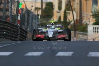 World © Octane Photographic Ltd. Friday 22nd May 2015. International Draco Racing – Bruno Bonifacio. WSR (World Series by Renault - Formula Renault 3.5) Practice – Monaco, Monte-Carlo. Digital Ref. : 1277LB1D4412