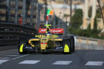 World © Octane Photographic Ltd. Friday 22nd May 2015. Jagonya Ayam with Carlin – Tom Dillmann. WSR (World Series by Renault - Formula Renault 3.5) Practice – Monaco, Monte-Carlo. Digital Ref. : 1277LB1D4482