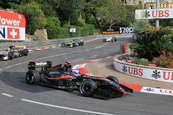 World © Octane Photographic Ltd. Saturday 23rd May 2015. DAMS – Nyck de Vries. WSR (World Series by Renault - Formula Renault 3.5) Qualifying – Monaco, Monte-Carlo. Digital Ref. : 1280CB1L0509