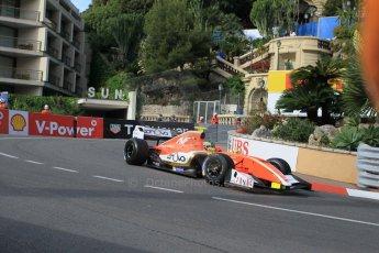 World © Octane Photographic Ltd. Saturday 23rd May 2015. AVF – Beitske Visser. WSR (World Series by Renault - Formula Renault 3.5) Qualifying – Monaco, Monte-Carlo. Digital Ref. : 1280CB1L0553