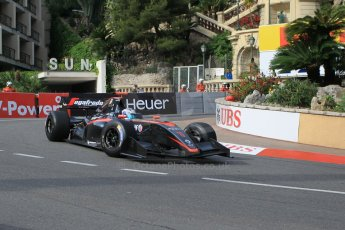 World © Octane Photographic Ltd. Saturday 23rd May 2015. DAMS – Nyck de Vries. WSR (World Series by Renault - Formula Renault 3.5) Qualifying – Monaco, Monte-Carlo. Digital Ref. : 1280CB1L0563
