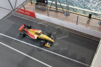 World © Octane Photographic Ltd. Saturday 23rd May 2015. Jagonya Ayam with Carlin – Sean Gelael. WSR (World Series by Renault - Formula Renault 3.5) Qualifying – Monaco, Monte-Carlo. Digital Ref. : 1280CB1L0583