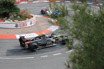 World © Octane Photographic Ltd. Saturday 23rd May 2015. Lotus – Meindert van Buuren. WSR (World Series by Renault - Formula Renault 3.5) Qualifying – Monaco, Monte-Carlo. Digital Ref. : 1280CB1L0593
