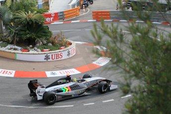 World © Octane Photographic Ltd. Saturday 23rd May 2015. Strakka Racing – Tio Ellinas. WSR (World Series by Renault - Formula Renault 3.5) Qualifying – Monaco, Monte-Carlo. Digital Ref. : 1280CB1L0597