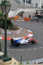 World © Octane Photographic Ltd. Saturday 23rd May 2015. Fortec Motorsports – Oliver Rowland. WSR (World Series by Renault - Formula Renault 3.5) Qualifying – Monaco, Monte-Carlo. Digital Ref. : 1280CB1L0682