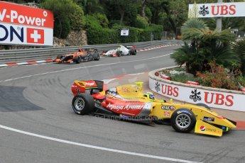 World © Octane Photographic Ltd. Saturday 23rd May 2015. Jagonya Ayam with Carlin – Tom Dillmann. WSR (World Series by Renault - Formula Renault 3.5) Qualifying – Monaco, Monte-Carlo. Digital Ref. : 1280CB1L0738