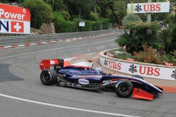 World © Octane Photographic Ltd. Saturday 23rd May 2015. Arden Motorsport – Nicholas Latifi. WSR (World Series by Renault - Formula Renault 3.5) Qualifying – Monaco, Monte-Carlo. Digital Ref. : 1280CB1L0746