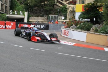 World © Octane Photographic Ltd. Saturday 23rd May 2015. Arden Motorsport – Nicholas Latifi. WSR (World Series by Renault - Formula Renault 3.5) Qualifying – Monaco, Monte-Carlo. Digital Ref. : 1280CB1L0787