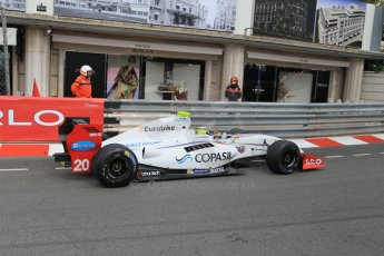World © Octane Photographic Ltd. Saturday 23rd May 2015. International Draco Racing – Bruno Bonifacio. WSR (World Series by Renault - Formula Renault 3.5) Qualifying – Monaco, Monte-Carlo. Digital Ref. : 1280CB1L0891