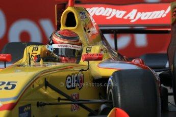 World © Octane Photographic Ltd. Saturday 23rd May 2015. Jagonya Ayam with Carlin – Sean Gelael. WSR (World Series by Renault - Formula Renault 3.5) Qualifying – Monaco, Monte-Carlo. Digital Ref. : 1280CB7D5185