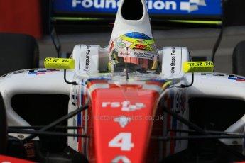 World © Octane Photographic Ltd. Saturday 23rd May 2015. Fortec Motorsports – Oliver Rowland. WSR (World Series by Renault - Formula Renault 3.5) Qualifying – Monaco, Monte-Carlo. Digital Ref. : 1280CB7D5201