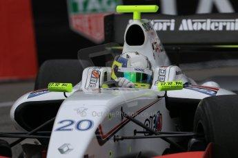 World © Octane Photographic Ltd. Saturday 23rd May 2015. International Draco Racing – Bruno Bonifacio. WSR (World Series by Renault - Formula Renault 3.5) Qualifying – Monaco, Monte-Carlo. Digital Ref. : 1280CB7D5277