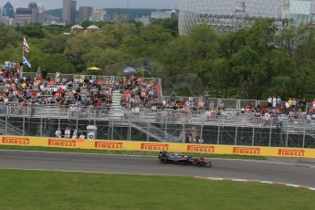 World © Octane Photographic Ltd. McLaren Honda MP4/30 – Fernando Alonso. Friday 5th June 2015, F1 Canadian GP Practice 2, Circuit Gilles Villeneuve, Montreal, Canada. Digital Ref: 1292LB1D0182