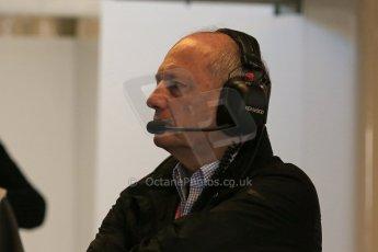 World © Octane Photographic Ltd. McLaren Honda – Ron Dennis. Saturday 6th June 2015, F1 Canadian GP Practice 3 pitlane, Circuit Gilles Villeneuve, Montreal, Canada. Digital Ref: 1295LB1D1382