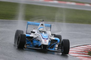 World © Octane Photographic Ltd. DUO BRDC Formula 4 Testing, Oulton Park, UK, Friday 3rd April 2015. MSV F4-013. Douglas Motorsport. Akhil Rabindra. Digital Ref : 1212LB1D1729