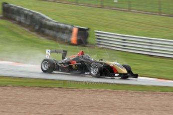World © Octane Photographic Ltd. MSVR F3Cup, Oulton Park testing, UK, Friday 3rd April 2015. CF Racing - Daniel Tapinos – Dallara F311 NBE. Digital Ref : 1212LW1L7446