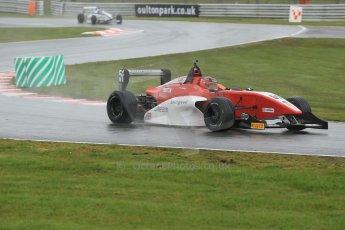 World © Octane Photographic Ltd. DUO BRDC Formula 4 Testing, Oulton Park, UK, Friday 3rd April 2015. MSV F4-013. Hillspeed. Ameya Vaidyanathan. Digital Ref : 1212LW1L7670