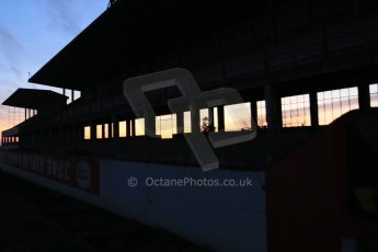 World © Octane Photographic Ltd. 7th February 2015 dawn visit to the pit buildings at the Reims-Gueux abandoned track, last used for Formula 1 in 1966. Digital Ref : 1185CB1D4661