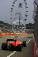 World © Octane Photographic Ltd. Manor Marussia F1 Team MR03B – William Stevens. Friday 18th September 2015, F1 Singapore Grand Prix Practice 1, Marina Bay. Digital Ref: