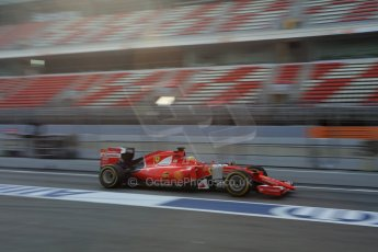World © Octane Photographic Ltd. Scuderia Ferrari SF15-T– Esteban Gutierrez. Wednesday 13th May 2015, F1 In-season testing, Circuit de Barcelona-Catalunya, Spain. Digital Ref: 1269LB5D2284