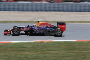 World © Octane Photographic Ltd. Infiniti Red Bull Racing RB11 – Daniel Ricciardo. Saturday 9th May 2015, F1 Spanish GP Qualifying, Circuit de Barcelona-Catalunya, Spain. Digital Ref: 1257CB7D8043