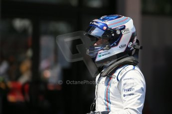 World © Octane Photographic Ltd. Williams Martini Racing FW37 – Valtteri Bottas. Saturday 9th May 2015, F1 Spanish GP Qualifying, Circuit de Barcelona-Catalunya, Spain. Digital Ref: 1257LB1D8679