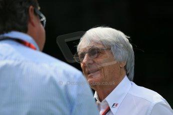 World © Octane Photographic Ltd. Bernie Ecclestone. Sunday 10th May 2015, F1 Spanish GP Formula 1 Paddock, Circuit de Barcelona-Catalunya, Spain. Digital Ref: 1264LB1D9959