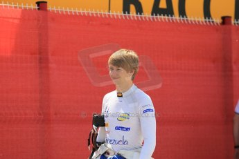 World © Octane Photographic Ltd. Friday 8th May 2015. Hilmer Motorsport – Johnny Cecotto. GP2 Qualifying – Circuit de Barcelona – Catalunya. Spain. Digital Ref. : 1252CB1L6730