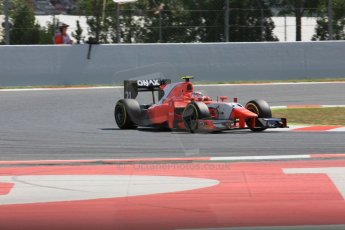 World © Octane Photographic Ltd. Friday 8th May 2015. Arden International – Norman Nato. GP2 Qualifying – Circuit de Barcelona–Catalunya. Spain. Digital Ref. : 1252CB5D1412