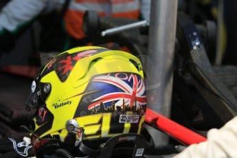 World © Octane Photographic Ltd. Saturday 9th May 2015. Hilmer Motorsport – Nick Yelloly. GP2 Race 1 – Circuit de Barcelona–Catalunya. Spain. Digital Ref: