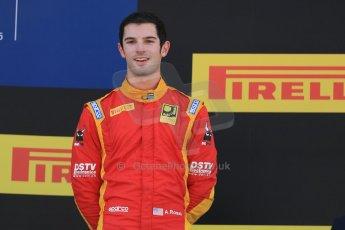 World © Octane Photographic Ltd. Saturday 9th May 2015. Racing Engineering – Alexander Rossi (3rd). GP2 Race 1 – Circuit de Barcelona–Catalunya. Spain. Digital Ref: